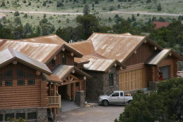 Why Metal Roofing Is The Only Sensible Choice For Your Log