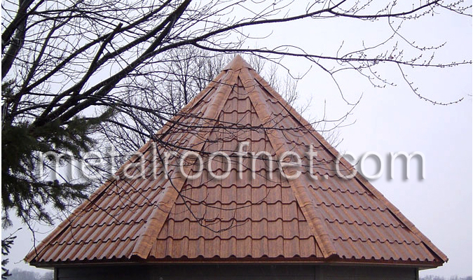 Aluminum tile roofing   Metal Roof Network