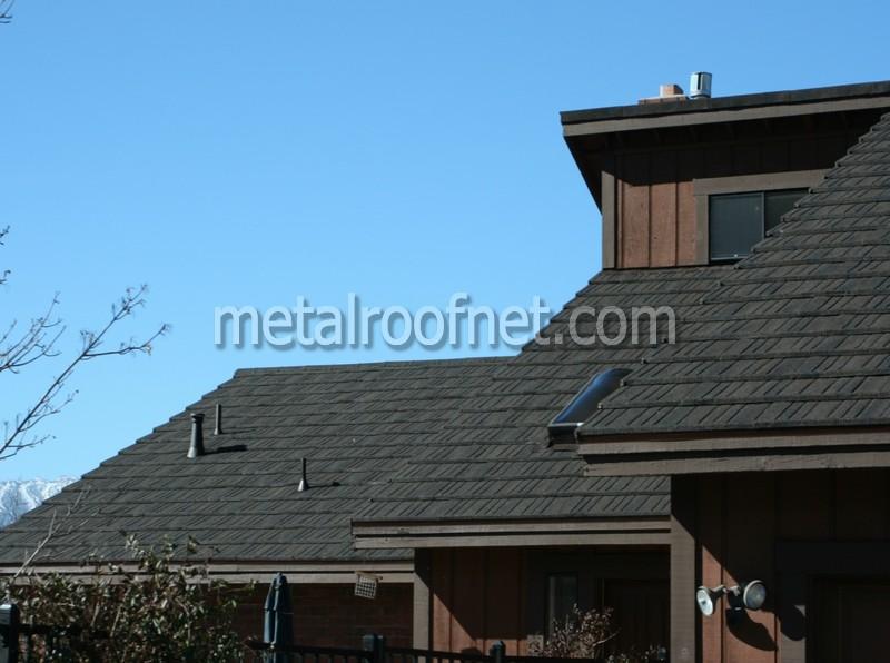 coated steel shake | Metal Roof Network
