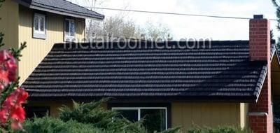 coated steel shakes   Metal Roof Network