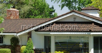 coated steel tiles | Metal Roof Network