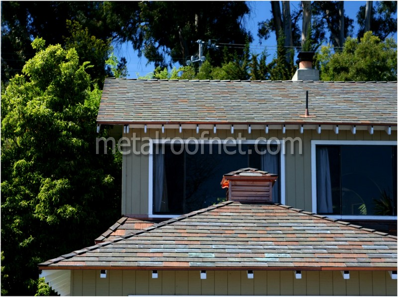 Copper Roofs And How To Achieve A Distinctive Patina