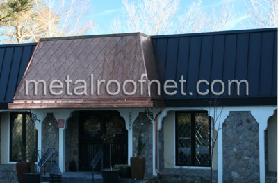 Metal Roofing For Mansard Roofs