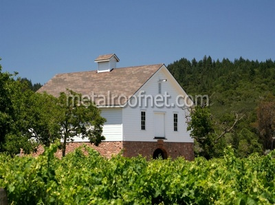 reclaimed copper shingles | Metal Roof Network