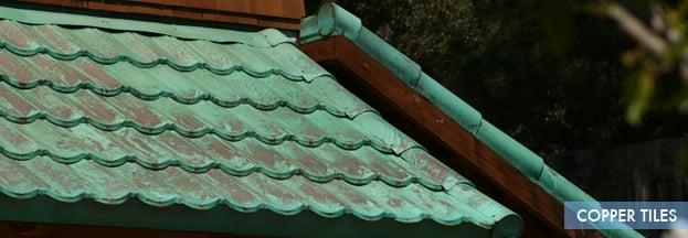 copper roof tiles | Metal Roof Network