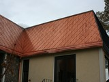 Copper Roofing Diamonds