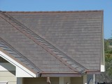 Copper Roofing Shake