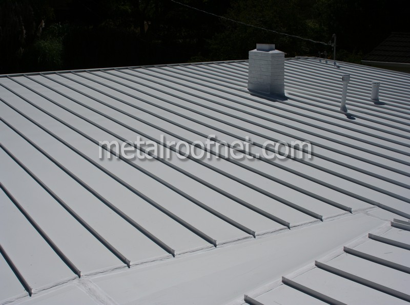 finished steel roof panels   Metal Roof Network