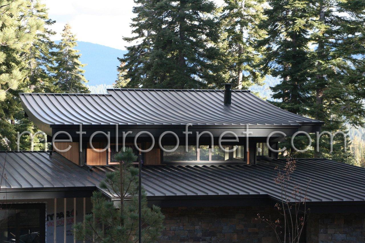 Customer Review On Spectacular Truckee Ca Curved Roof