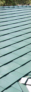 finished steel shingles   Metal Roof Network