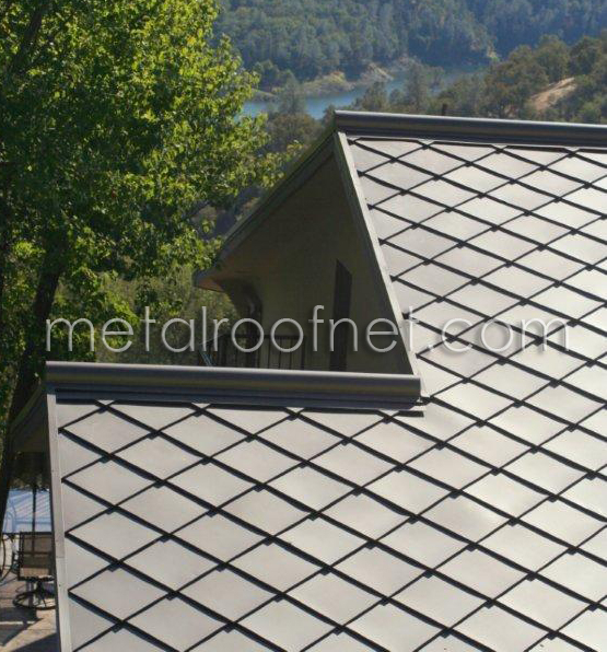 Concrete Tiles Vs Metal Diamond Shingles The Ultimate