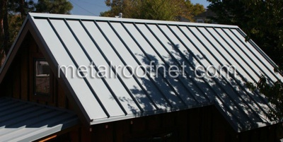 finished steel standing seam panels   Metal Roof Network