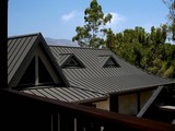 Finished Steel Roofing Panels