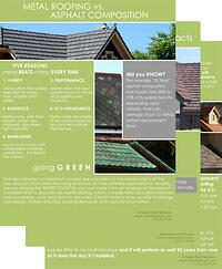 metal vs shingles | Metal Roof Network