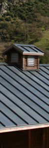natural steel panels | Metal Roof Network