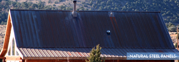 natural steel panels | Metal Roof Network