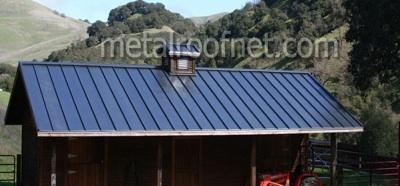 standing seam panel | Metal Roof Network