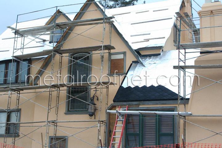 porcelain diamond shingles   Metal Roof Network