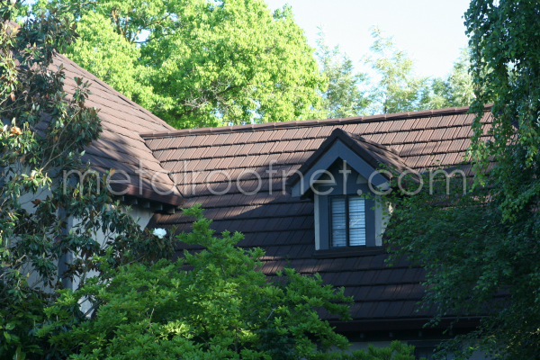 coated steel roofing   Metal Roof Network