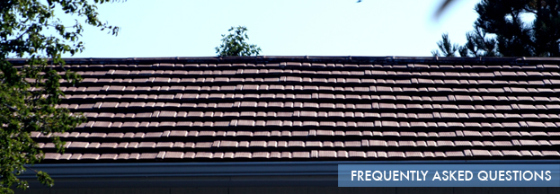 Frequently Asked Questions about Metal Roofing