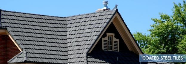 Coated Steel Roof