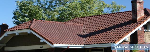Natural Steel Tiles