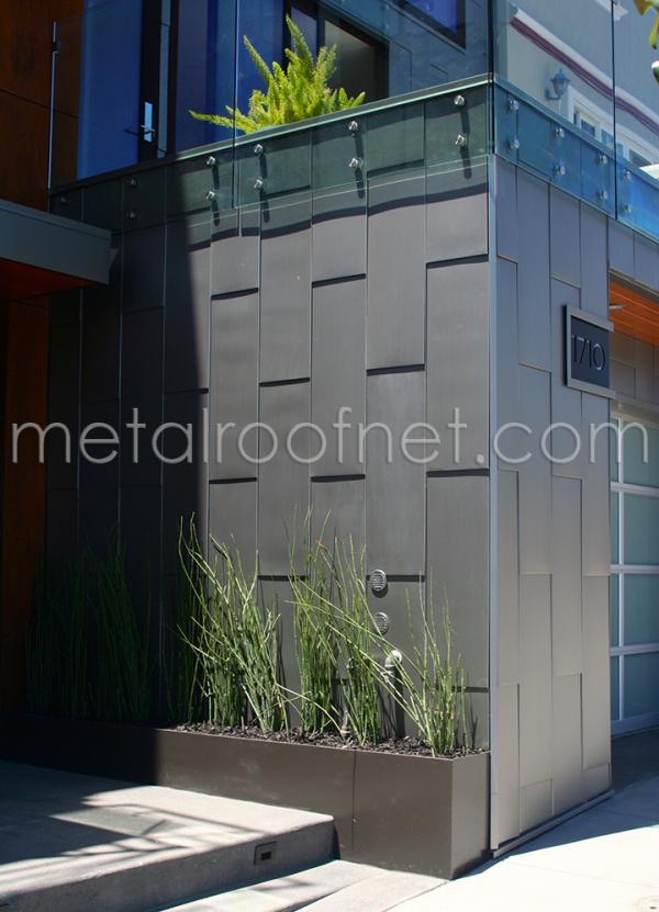 zinc panels | Metal Roof Network
