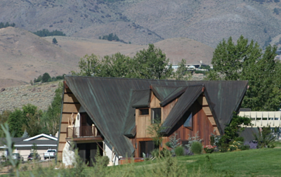 aged copper standing seam | Metal Roof Network