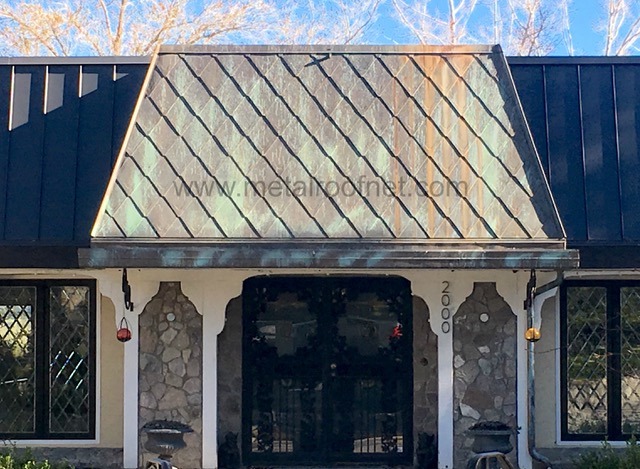 Metal Roofs - Perfect for Northern Nevada!